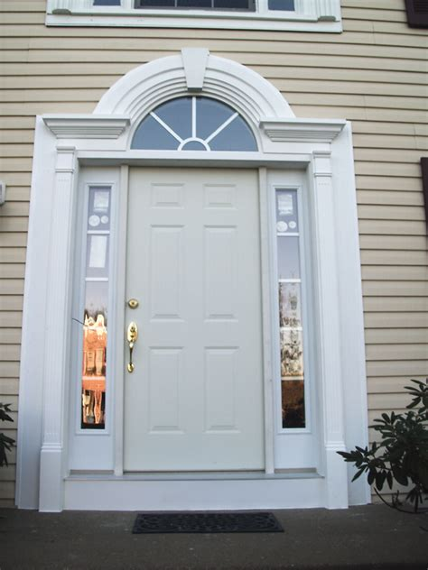 Pvc Exterior Doors Front Door Replacement 9hammers
