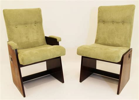 lane dining room furniture set of eight lane brutalist style dining chairs for sale at 1stdibs