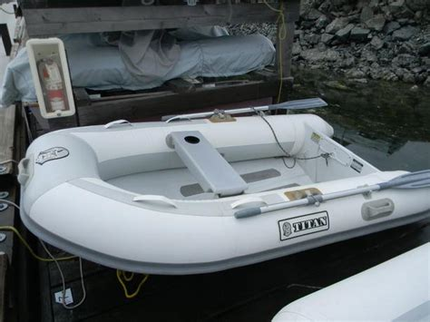 inflatable boats victoria bc rigid bottom inflatable dinghy 2 h p motor saanich