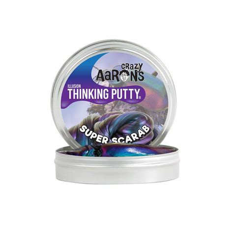 thinking putty scarab