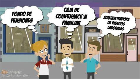 seguridad socialtrabajadores asocajas cotizaci 211 n a la seguridad social para