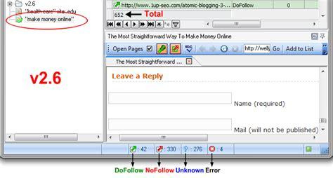 Make Money Online Testing - fast blog finder v2 6 vs v3 0 live test