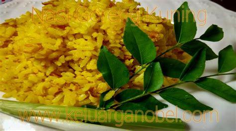 Lu Warna Kuning resep sarapan praktis nasi goreng makanan bekal anak