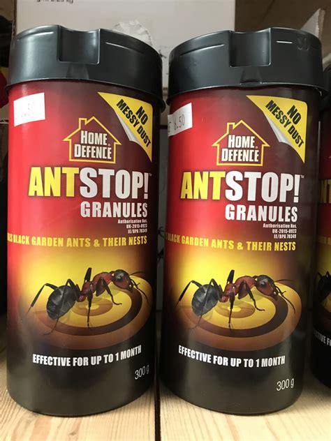 ant stop granules