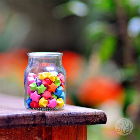 Jar Of Origami - 40 easy crafts for tweens happiness is