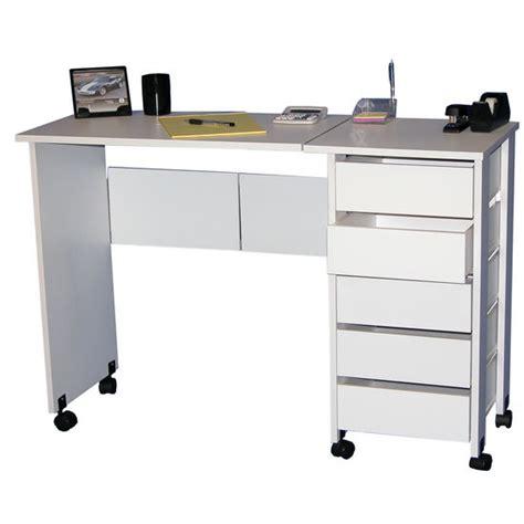 american furnishings mobile desk workstation ebay