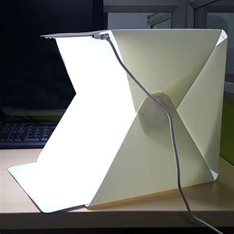 Sale Easy Foldable Softbox 40x40cm For Speedlite portable 240x230x226mm photography studio softbox folding lightbox led light box sale banggood