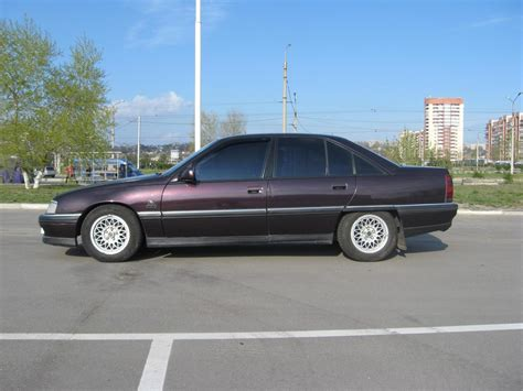 opel omega 1992 1992 opel omega a pictures information and specs auto