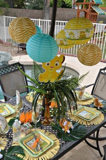 simba baby shower ideas 1000 ideas about simba baby shower on