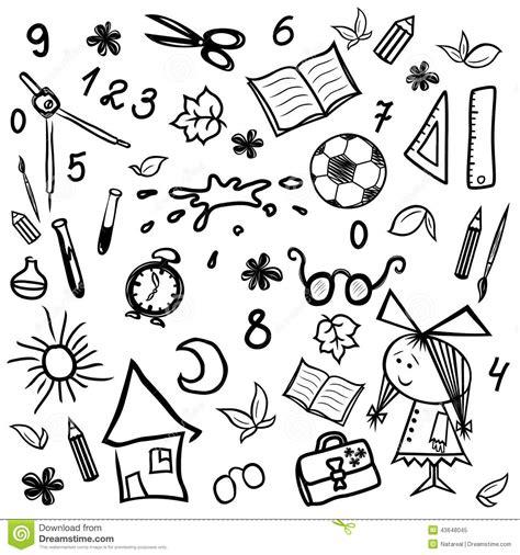 qmobile noir a9 themes free download kit d enfants monochromes et de croquis d 233 cole