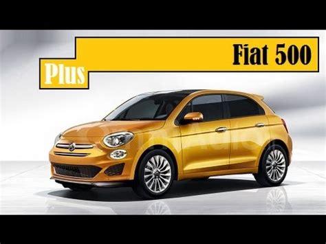 fiat 500 price 4 door fiat 500 five door rendered as a replacement for the