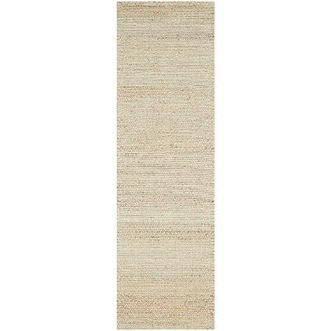 beige green safavieh natural fiber beige green 2 ft 6 in x 12 ft