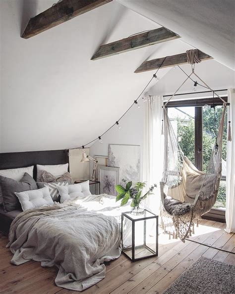 idees pour  espace cocooning chambre gris beige