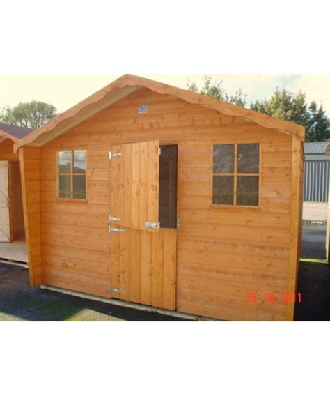 Erecting A Garden Shed by Kncking A Concrete Shed Erecting A Wooden One Boards Ie