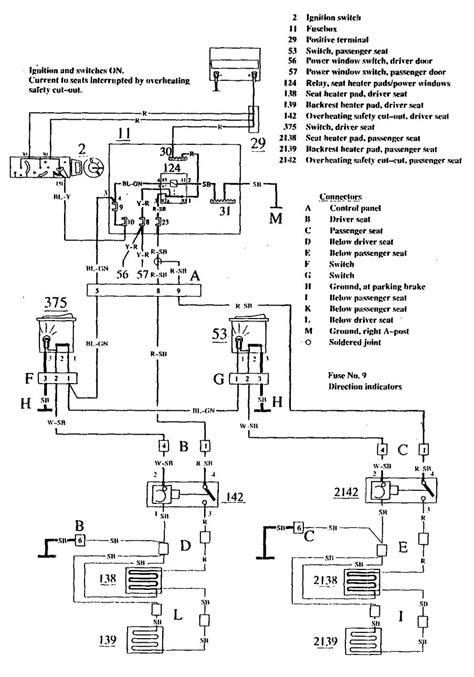 1990 volvo 740 wiring diagram wiring diagram with