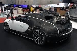 Bugatti Veyron Tuned Custom Mansory Vivere Bugatti Veyron Dpccars