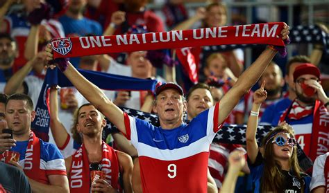 usa world cup us soccer growth and future the sideliner