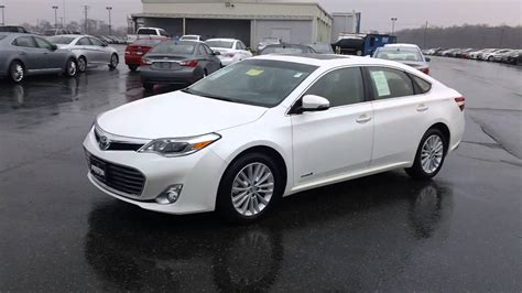 toyota cars for sale 2013 toyota avalon hybrid used toyota cars for sale in