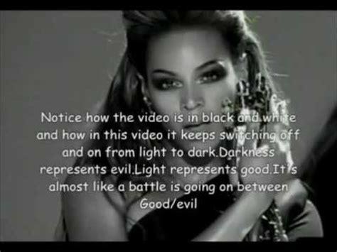 illuminati songs beyonc 233 quot single quot reversed with illuminati