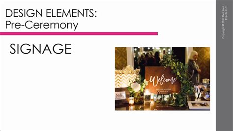 Wedding Planner Classes by Wedding Design Basics Wedding Planner Classes Course