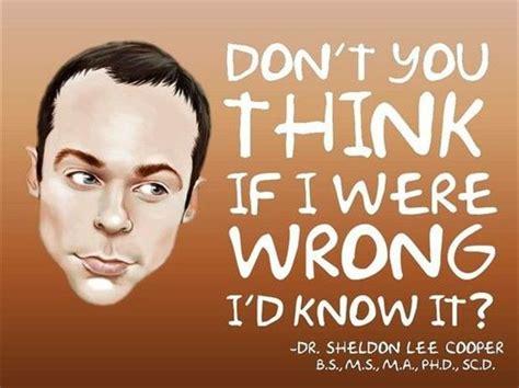 sheldon cooper quotes sheldon quotes quotesgram