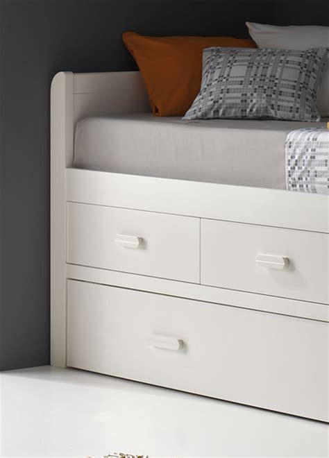 cama compacta con cajones venta de muebles baratos