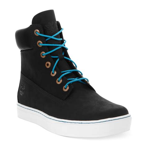 timberland newmarket boots lyst timberland newmarket 20 cupsole 6 boots in blue for