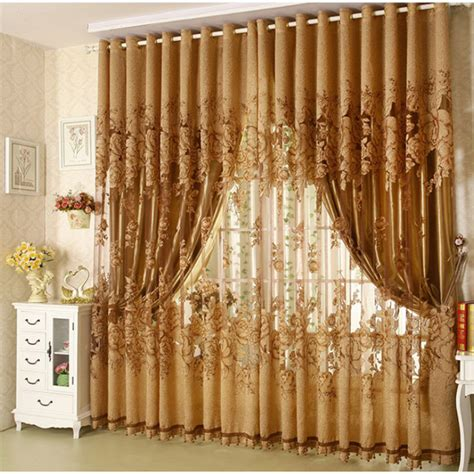high window curtains byetee high quality sale living room tulle window