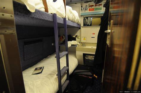 Sleeper Cabins by Interrail Trains Inverness Cal Railcc