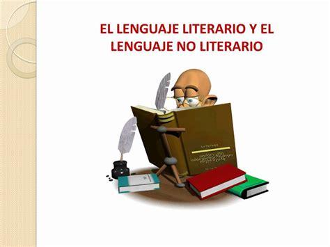 Imagenes Lenguaje Literario | lenguaje literario y no literario youtube