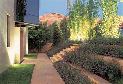 imagenes de jardines en terrenos inclinados los jardines en terreno inclinado son m 225 s dif 237 ciles de