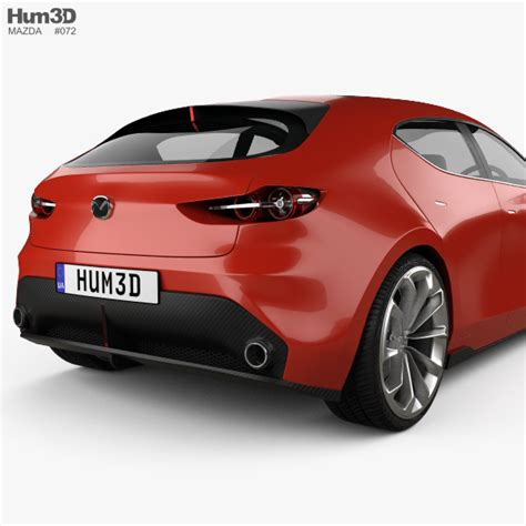 mazda 2017 models mazda 2017 3d model hum3d