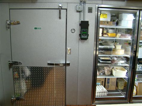 Walk In Cooler Glass Door Mcdonald Refrigeration Inc Walk In Cooler Glass Doors