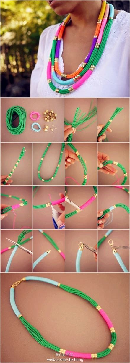 Useful Handmade Crafts - 27 useful fashionable diy ideas