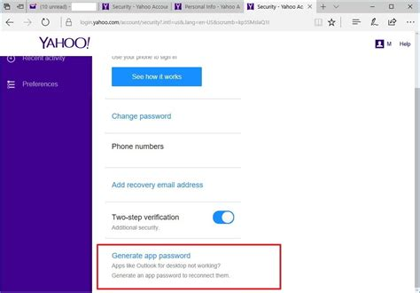 email yahoo down how to configure a yahoo email account on the outlook 2016