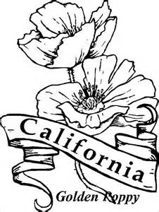 california coloring pages 21 poppy coloring pages free printable word pdf png