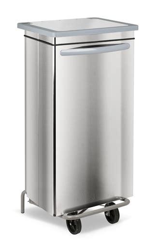 acheter poubelle cuisine poubelle cuisine inox haccp car 233 n 233 e 100 litres
