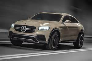 Picture Of A Mercedes Mercedes Concept Glc Coupe Uncrate