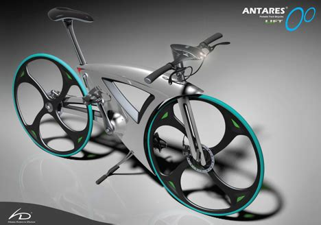 Professional Pedal Sepeda Bmx ten and creative bicycle designs yanko design