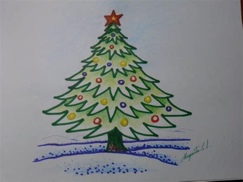 c 243 mo dibujar un arbolito de navidad en caricatura 193 rbol