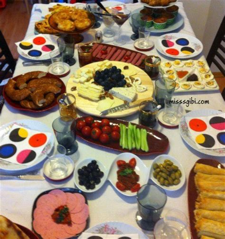 yemek tarifi kahvalti tarifleri 31 arkadaşlarim i 199 in hazirladiğim kahvalti masasi misssgibi