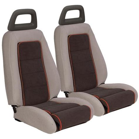 e d auto upholstery tmi mustang gt cloth sport seat upholstery charcoal gray w