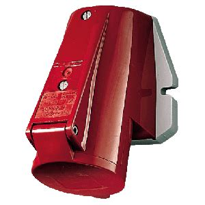 Mennekes 5956 Switched Interlocked Receptacle Ip44 Am Top 63a4p400v 2 mennekes 2 lingkong