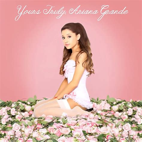 ariana grande s yours truly set for fall release