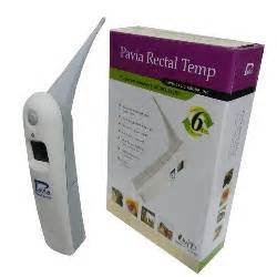 temporary pavia pavia rectal temp veterinary thermometer rectal