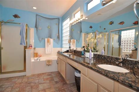 beautiful and sea themed bathroom homesfeed