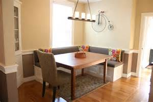 crafted custom banquette seating for interior design