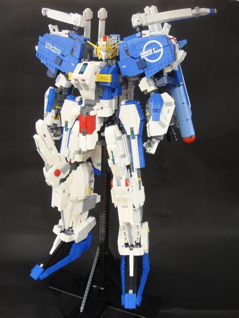 Mainan Lego Gundam 1 gundam gundam lego 1 40 scale msa 0011 ex s gundam