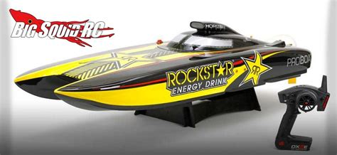 rc gas boat catamaran pro boat rockstar 48 gas powered catamaran rtr 171 big squid