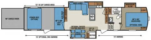 fifth wheel hauler floor plans fifth wheel hauler floor plans 28 images xlr nitro
